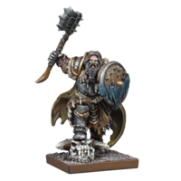 Kings of War: Northern Alliance Lord/Skald image