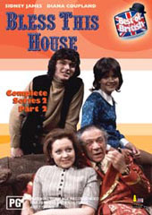 Bless This House - Series 2: Part 2 on DVD