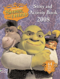 Story and Activity Book image