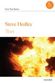 Tort by Steve Hedley image
