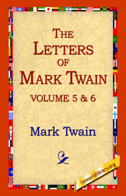 The Letters of Mark Twain Vol.5 & 6 by Mark Twain ) image