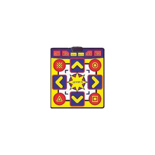 4Gamers Dance Mat for PlayStation 2 image