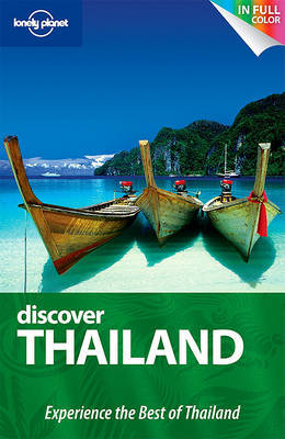 Lonely Planet Discover Thailand by China Williams image