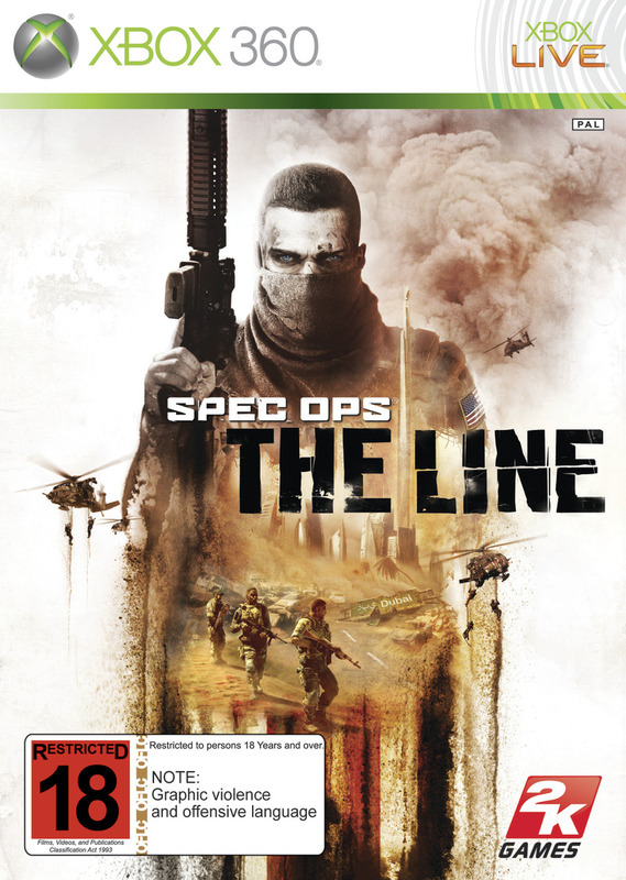 Spec Ops: The Line for Xbox 360