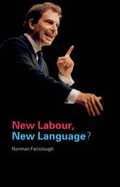 New Labour, New Language? by Norman Fairclough image
