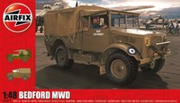 Airfix Kitset - 1:48 Bedford MWD Light Truck