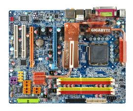Gigabyte P35-DS4 ATX LGA775 image