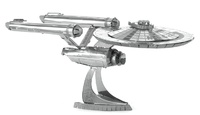 Metal Earth: Star Trek: USS Enterprise NCC:1701 - Model Kit