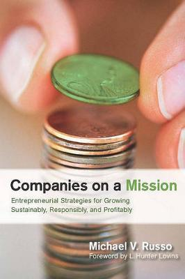 Companies on a Mission by Michael V. Russo image