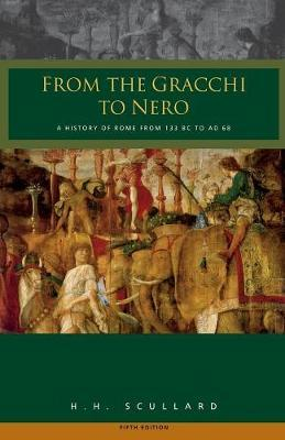 From the Gracchi to Nero by H.H. Scullard image