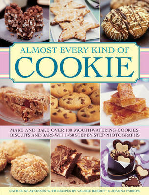 Almost Every Kind of Cookie by Catherine Atkinson