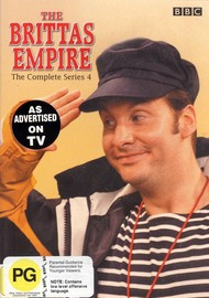 The Brittas Empire - Complete Series 4 on DVD image
