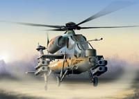 Italeri: 1:72 A - 129 Mangusta Model Kit