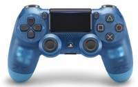 PlayStation 4 Dual Shock 4 V2 Wireless Controller - Blue Crystal for PS4