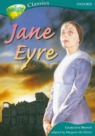 Oxford Reading Tree: Level 16A: Treetops Classics: Jane Eyre by Charlotte Bronte image