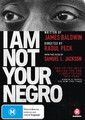 I Am Not Your Negro on DVD