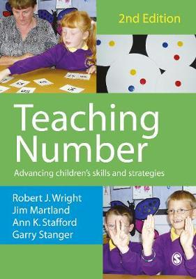 Teaching Number by Robert J. Wright image