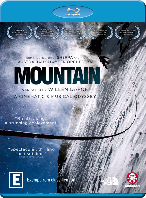 Mountain - Limited Edition on Blu-ray