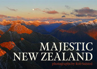 Majestic New Zealand by Liz Light