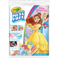 Crayola: Colour Wonder Colouring Set - Disney Princess