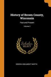 History of Brown County, Wisconsin by Deborah Beaumont Martin