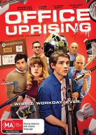 Office Uprising on DVD