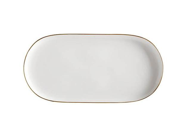 Maxwell & Williams Oro Oblong Platter (40x20cm)