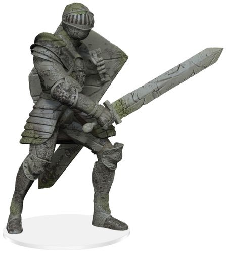 Dungeons & Dragons: Walking Statue of Waterdeep: The Honorable Knight