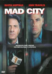 Mad City on DVD