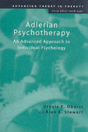 Adlerian Psychotherapy by Ursula E. Oberst image