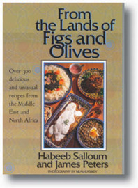 From the Lands of Figs and Olives by Habeeb Salloum image