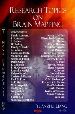 Research Topics on Brain Mapping image