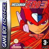 Megaman Zero 3 for Game Boy Advance