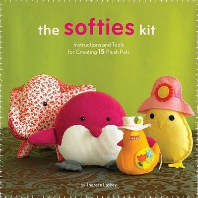 Softies Kit by Therese Laskey image