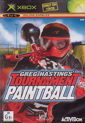 Greg Hastings' Tournament Paintball for Xbox image