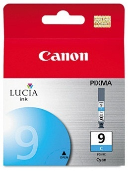 Canon Ink Cartridge - PGI9C (Cyan)