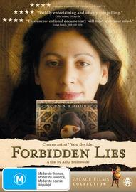 Forbidden Lies on DVD