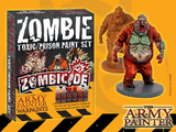 Army Painter Warpaints Zombicide: Toxic/Prison Paint Set