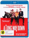 A Long Way Down on Blu-ray
