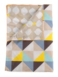 Djeco: Quilt Cover - Checks
