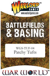 Warlord Scenics: Patchy Tufts
