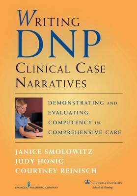 Writing DNP Clinical Case Narratives by Janice Smolowitz image