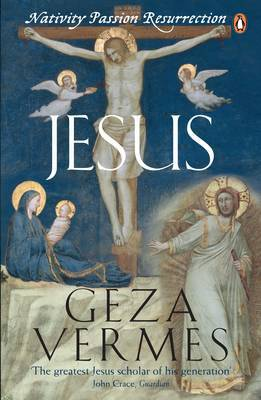 Jesus by Geza Vermes image