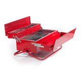 Suck UK Portable Toolbox Barbeque
