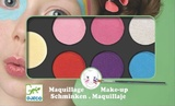 Djeco: 6 Colour Makeup Pallete (Sweet)