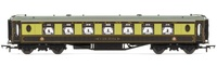 Hornby: Pullman Third Class Parlour Car 'Car No.34'