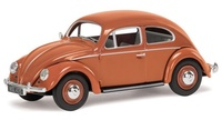 Corgi: 1/43 VW Beetle Coral - Diecast Model