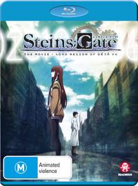 Steins;gate The Movie: Load Region Of Déjà Vu on Blu-ray