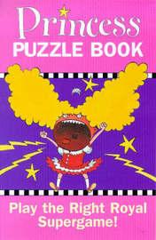 Princess Puzzle Book by Leo Hartas image