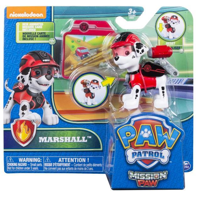 Paw Patrol: Hero Action Pup - Mission Paw Marshall